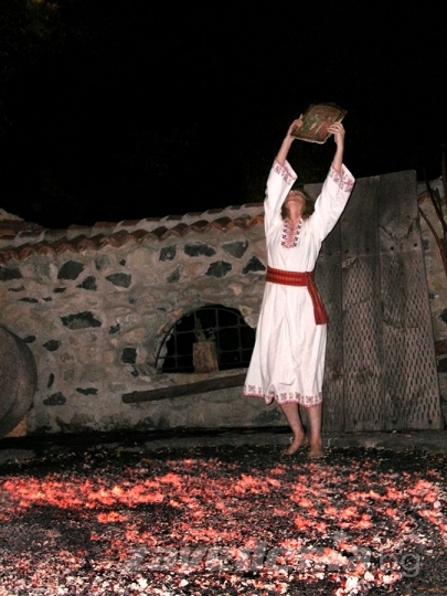 Dinner & Live Folklore Show In The Traditional Restaurant Vodenitsata (watermill)