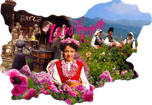 The Rose Festival Bulgaria