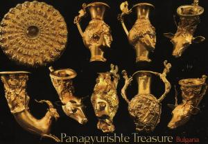 Thracians Gold Treasures