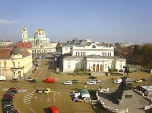 Sofia, Parliament, Cathedral