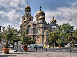 Dormition of the Mother of God Cathedral Varna